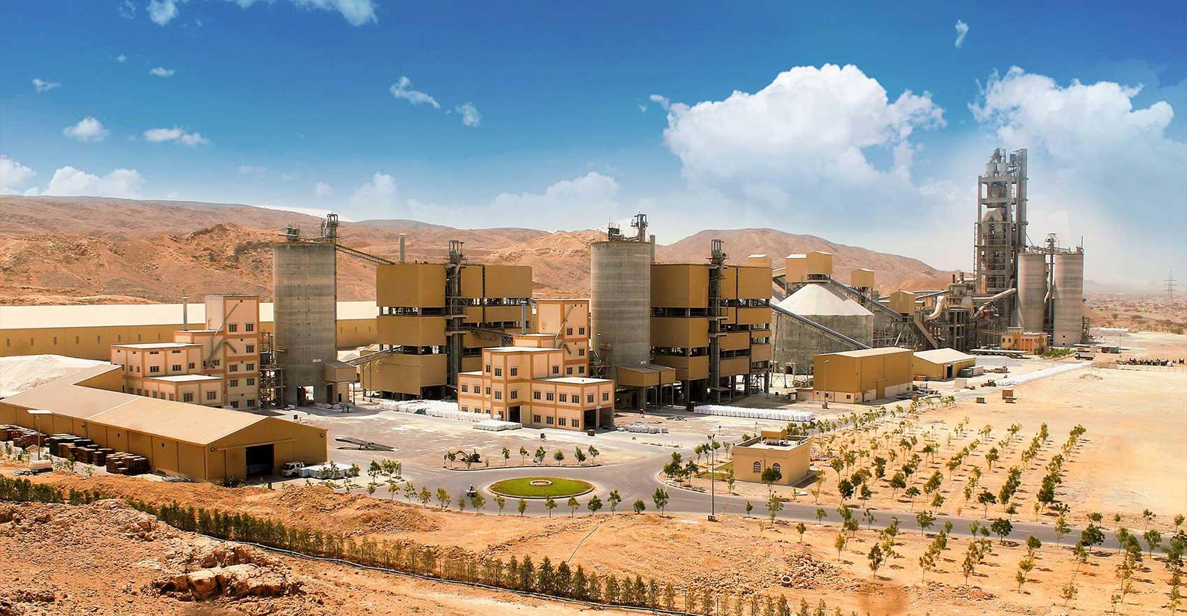 cement factories in uae